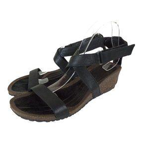 Teva Cabrillo Wedge Crossover Sandals -N1269